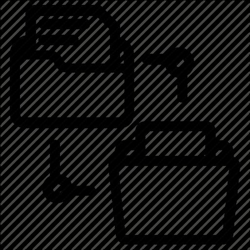 Data Network, Folder Network, Folder Network Structure