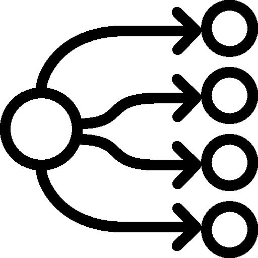 Network Broadcasting Icon Ios Iconset