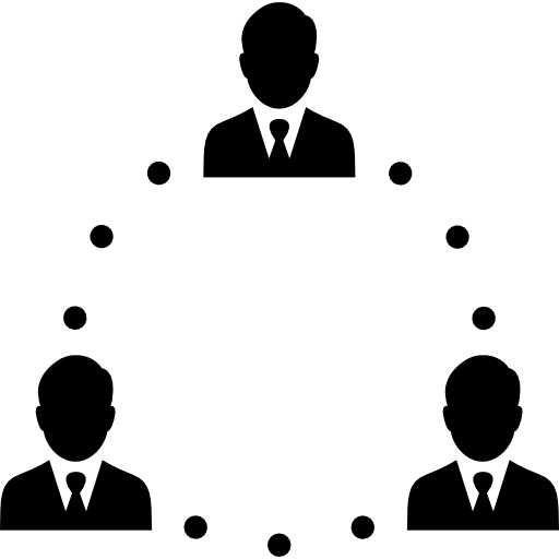 Networking, Circles, Business, Scheme, Connection, People, Network