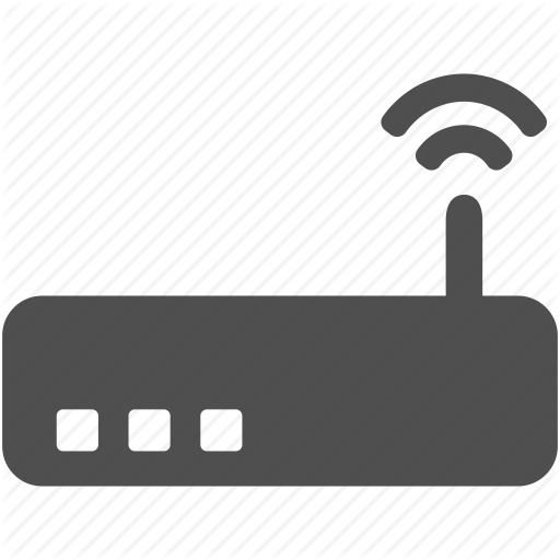Network Router Icon