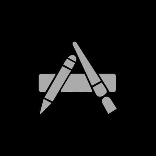 App Store Icon Dynamic Yosemite Iconset