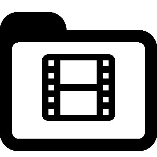Folders Movies Folder Icon Windows Iconset
