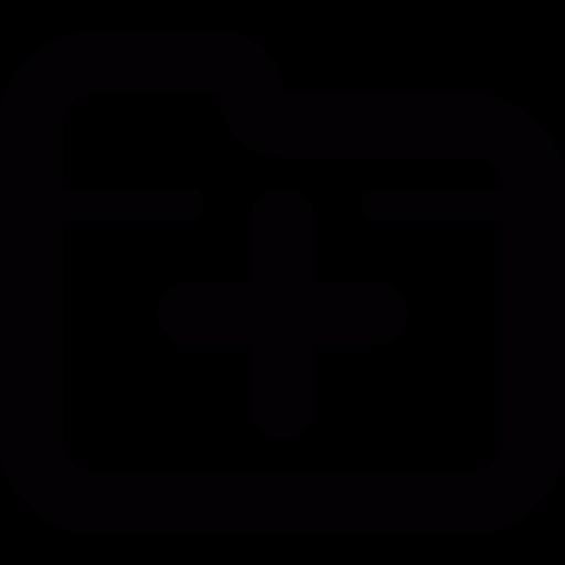 New, Folder Icon Free Of Typicons