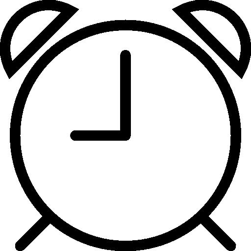 Clock Vector New Time Vector Icon Clock Line Icon Stock Vector