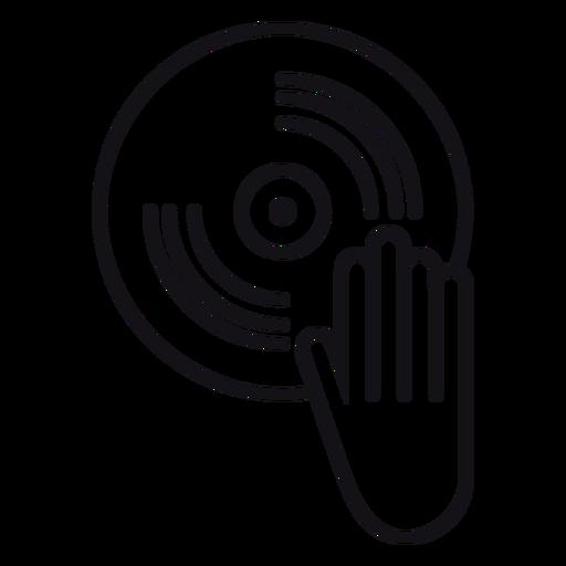 Record Icon Vinyl