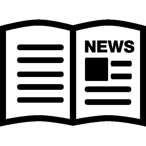 News Document Symbol