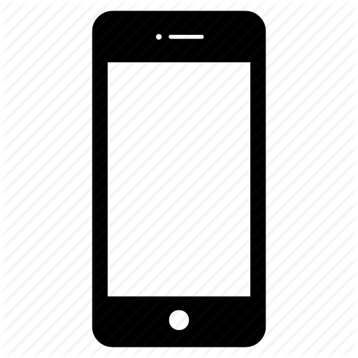 Device, Iphone, Iphone Phone Icon