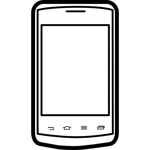 Nfc Icon On Cell Phone