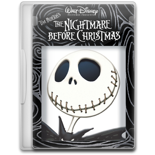 The Nightmare Before Christmas Icon Movie Mega Pack Iconset