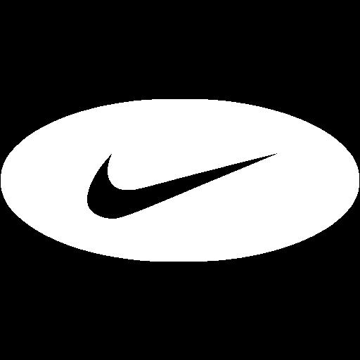 White Nike Icon