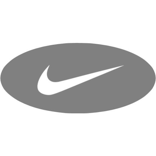 Gray Nike Icon
