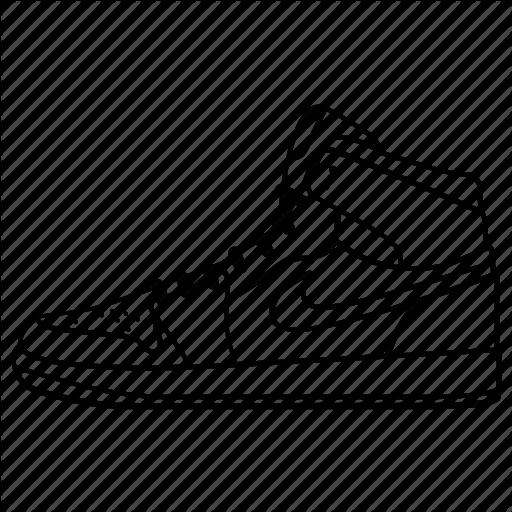 Footwear, Keds, Nike, Run, Shoe, Shoes, Sneaker Icon