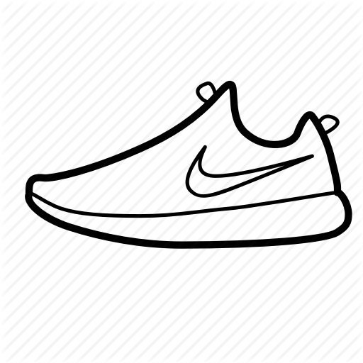 Nike, Rosche, Run, Shoes, Sneakers, Trainers Icon