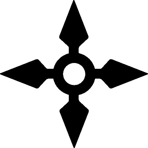 Weapons Ninja Icon