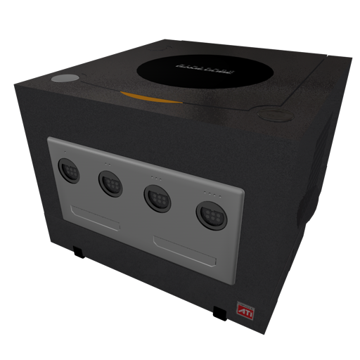 Nintendo Game Cube Icon Video Game Iconset