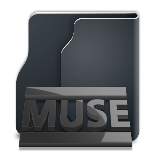 Black Terra Muse Icon