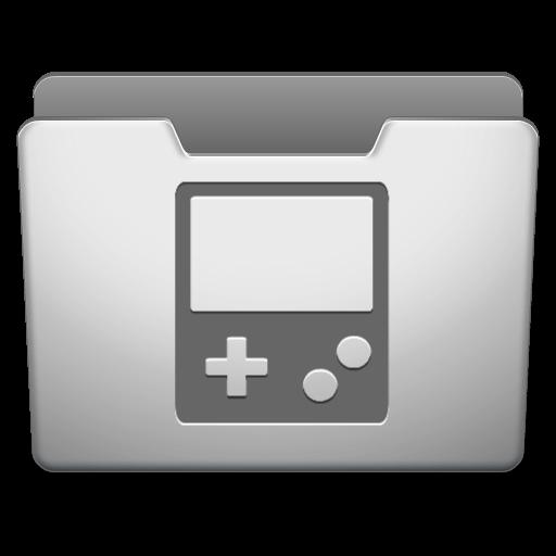 Aluminum Grey Games Icon