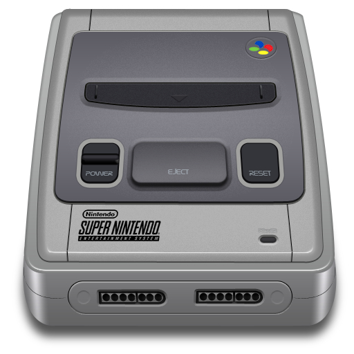 Free Super Nintendo Icon Download Super Nintendo Icon