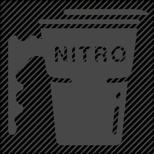 Beverage, Cafe, Coffee, Cold Brew, Cup, Glass, Nitro Icon