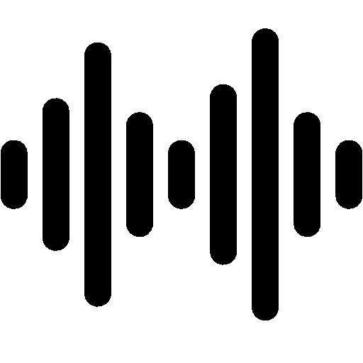 Music Audio Wave Icon Windows Iconset