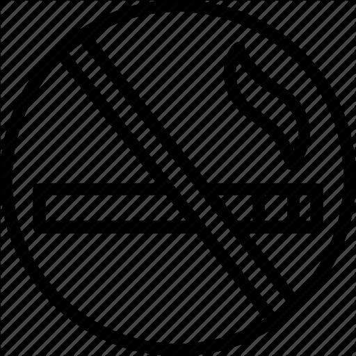 No Smoking Icon Free Download Clip Art
