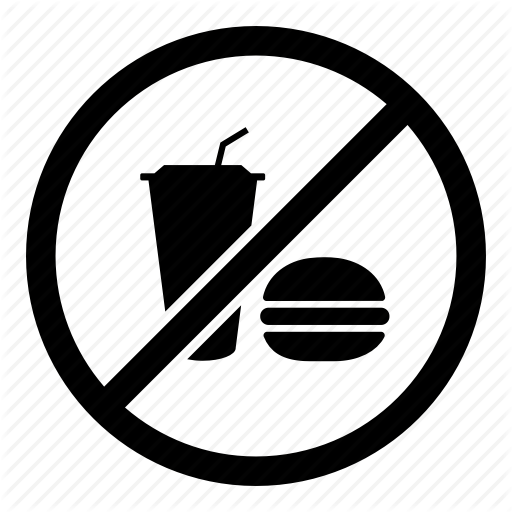 No Food Icon Png Png Image