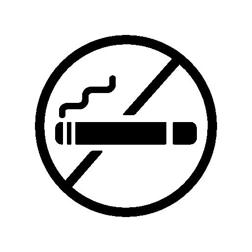 Download Free Vectors Icon No Smoking