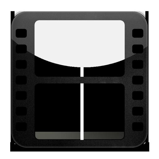 Movie No Play Blank Icon