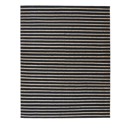 Nomad Silver Hand Woven Rug