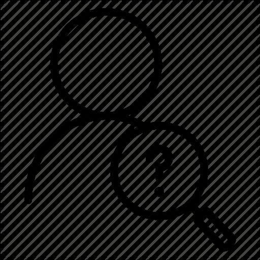 Found, No, Not, Person, Recipient, The, User Icon