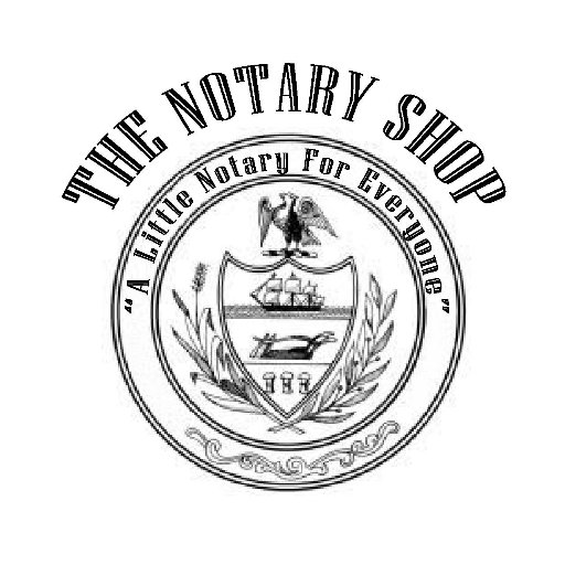 The Notary Shop
