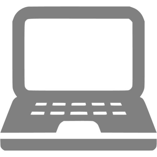 Gray Notebook Icon