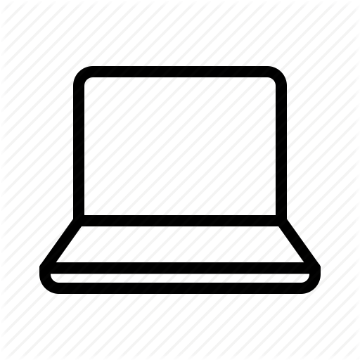 Computer, Laptop, My Computer, Notebook Icon