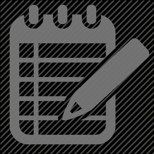 Blog, Compose, Edit, Log, Notepad, Pencil, Write Icon