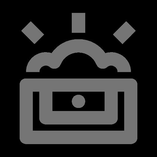 Treasure, Chest, Open Icon Free Of Nova Icons