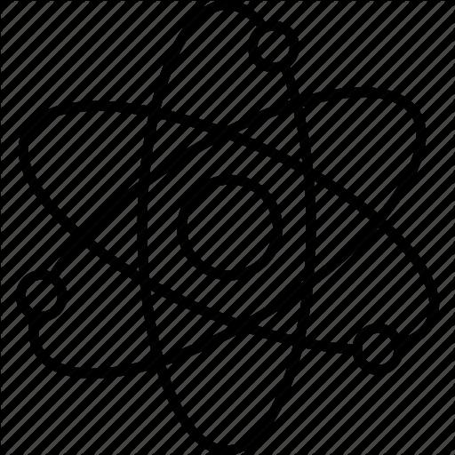 Atom, Chemical, Electron, Nucleus Icon