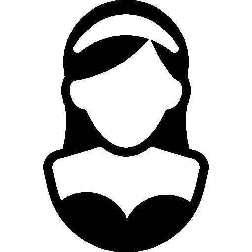 User Girl With Long Hair