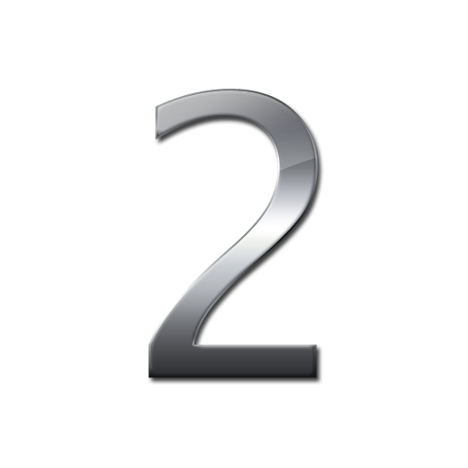Number Two Download Png Icons