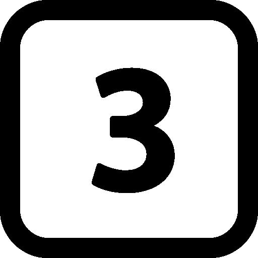 Numbers Icon Windows Iconset