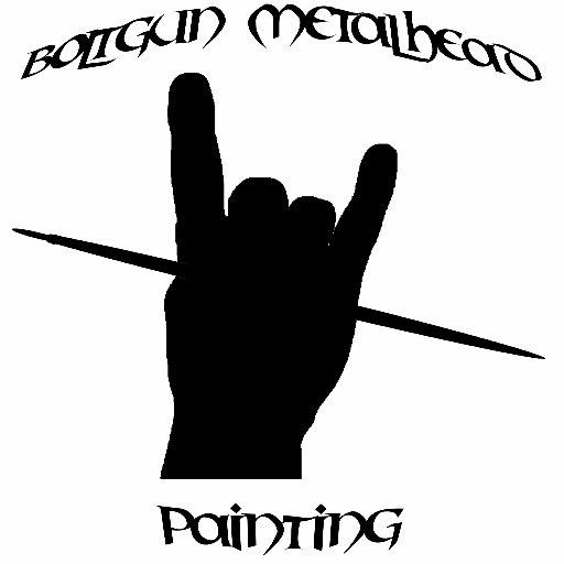 Boltgun Metalhead