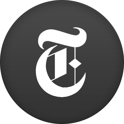 New York Times Icon Circle Addon Iconset