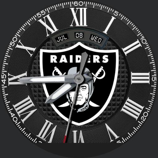 Oakland Raiders Good And Evil Watch For Moto