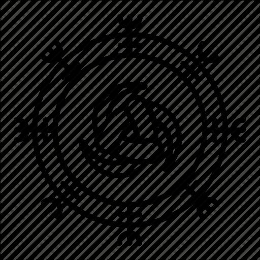 Horns, Odin, Odinhorns, Rune, Viking Icon
