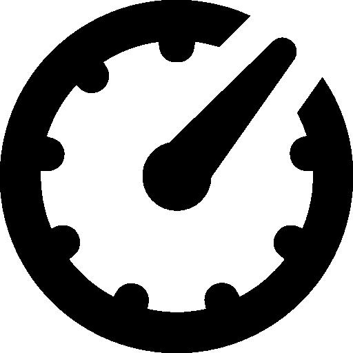 Speedometer Circular Tool Icons Free Download
