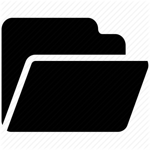 Data File, Data In Folder, Documents, File, Storage Date Icon