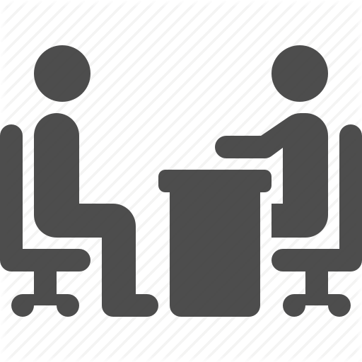 Boss, Interview, Job, Meeting, Office Icon