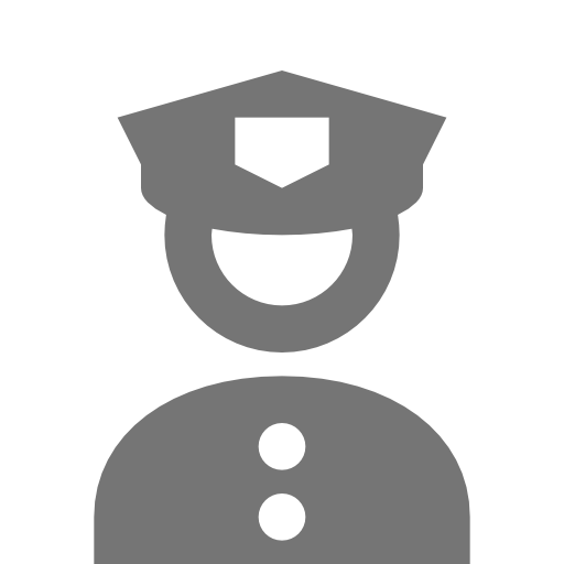 Police, Officer, Icon Free Of Nova Solid Icons