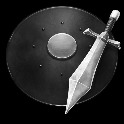 Grey Warrior Icon