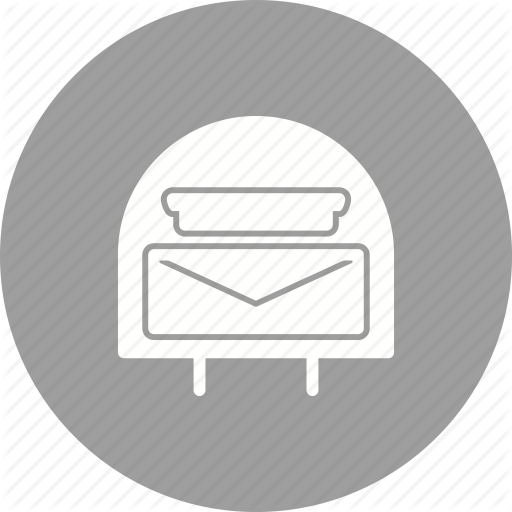 Box, Letter, Letterbox, Old, Post, Postbox, Red Icon