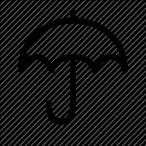 Brolly, Mary Poppins, Rain, Umbrella Icon
